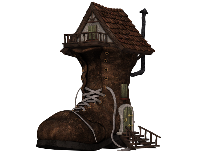 shoe-1519804_1920